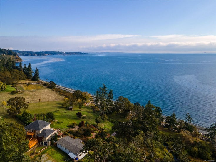 546 Taylor Rd - Me Metchosin Single Family Detached for sale, 7 Bedrooms (888191)