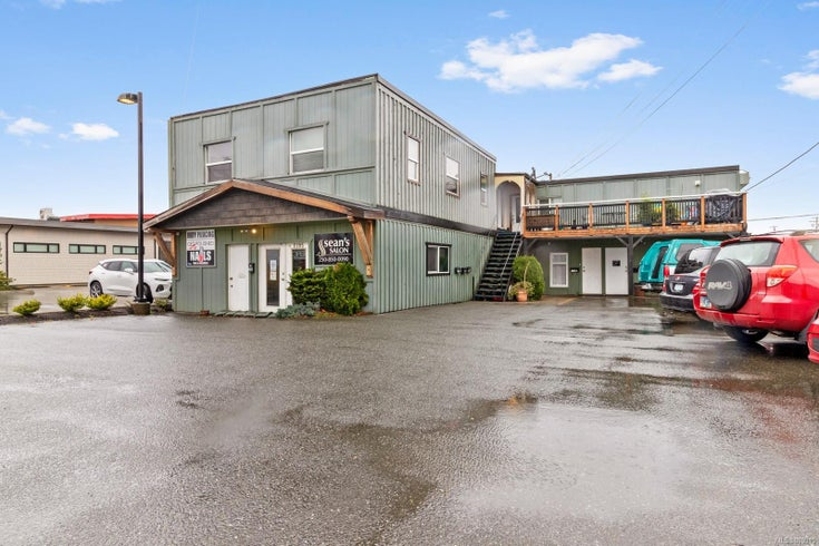 1195 Dogwood St - CR Campbell River Central Mixed Use for sale(889015)