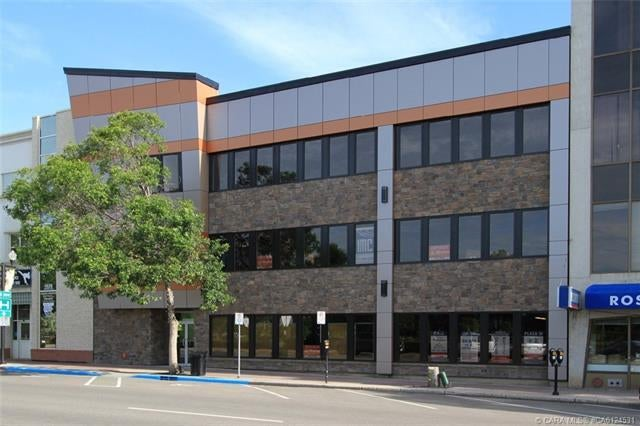 202, 4822 50 Street - Downtown Red Deer Mixed Use for sale(CA0124531)