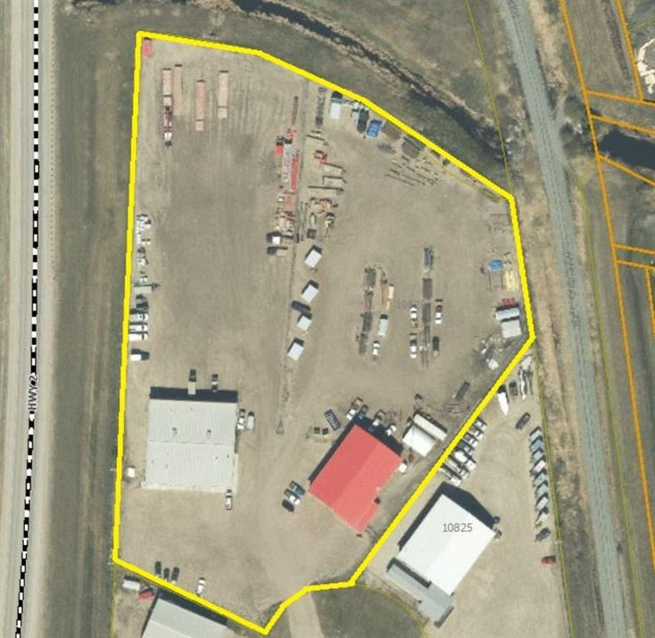 10828 99 Street - N/A Industrial for sale(A1018663)
