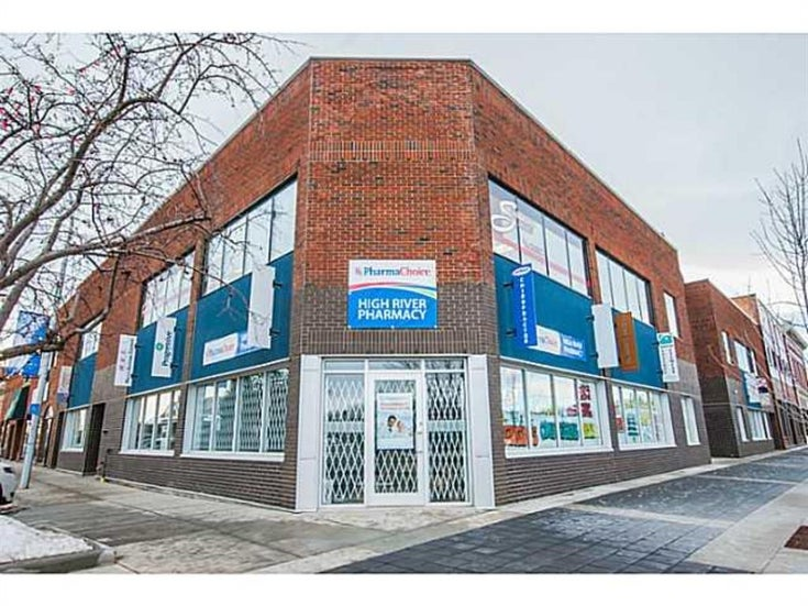 103 3 Avenue SW - Downtown High River Office for sale(A1061600)
