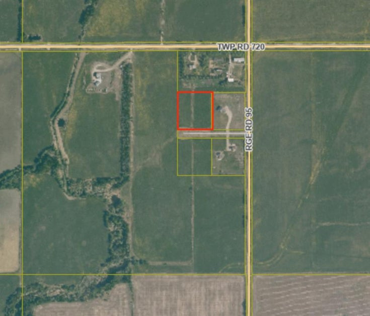 6 715066  RANGE ROAD 95  Road - Other Land for sale(A1063468)