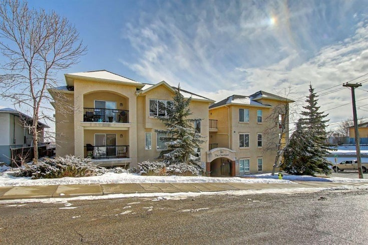 104, 3912 Stanley Road SW - Parkhill Apartment for sale, 2 Bedrooms (A1101582)