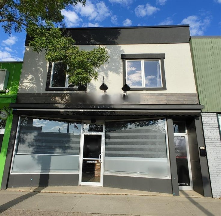 4938 50 Street - Downtown Camrose Business for sale(A1142505)
