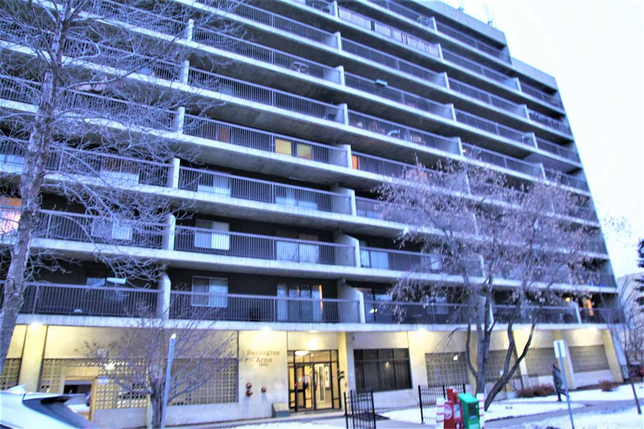 802 12841 65 Street NW - Belvedere Apartment High Rise for sale, 1 Bedroom (E4182162)