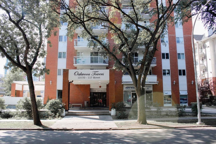 #1006 10150 117 ST NW - Oliver Apartment High Rise for sale, 2 Bedrooms (E4260658)