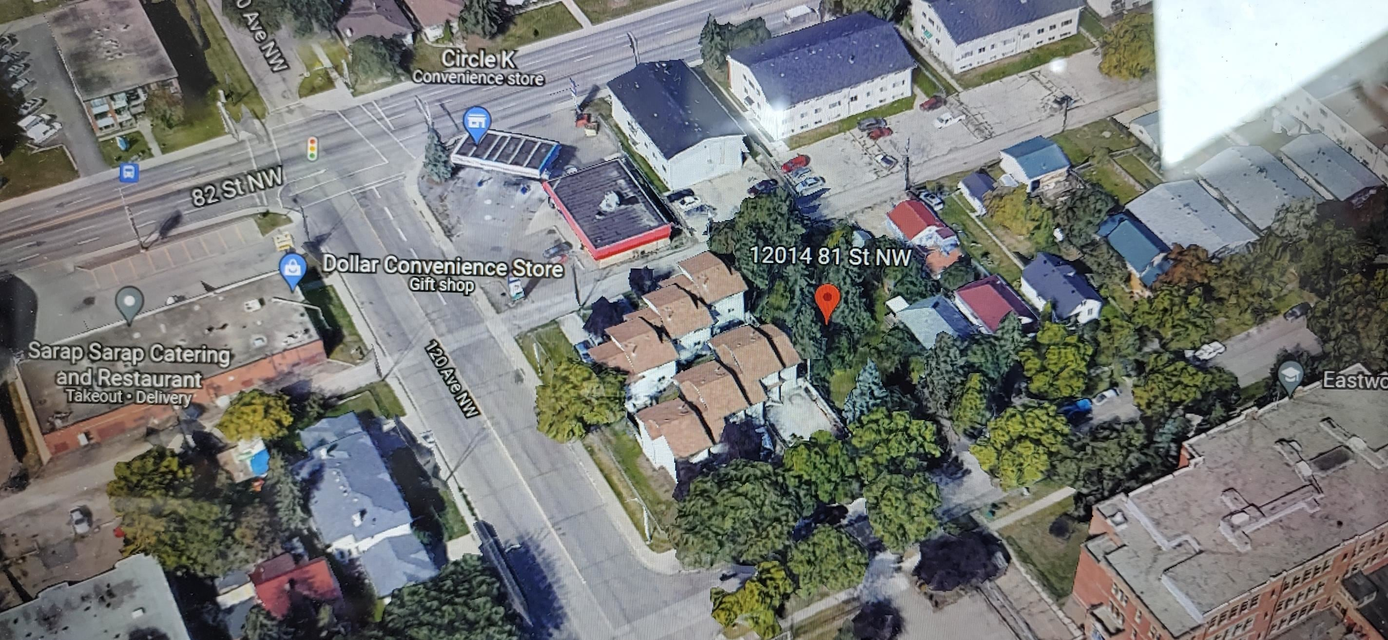 12014 & 12016 81 ST NW - Eastwood Vacant Lot for sale(E4261257)