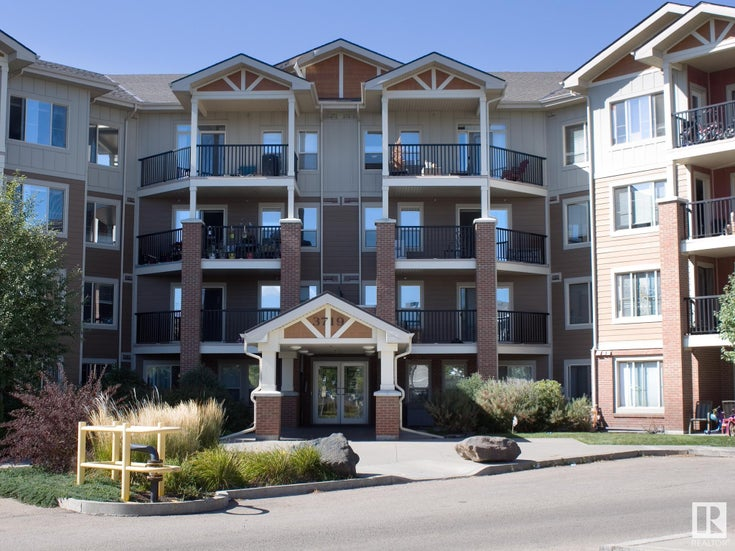 #307 3719 WHITELAW LN NW - Windermere Lowrise Apartment for sale, 1 Bedroom (E4261764)