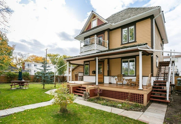 7922 106 ST NW - Queen Alexandra Detached Single Family for sale, 5 Bedrooms (E4262313)