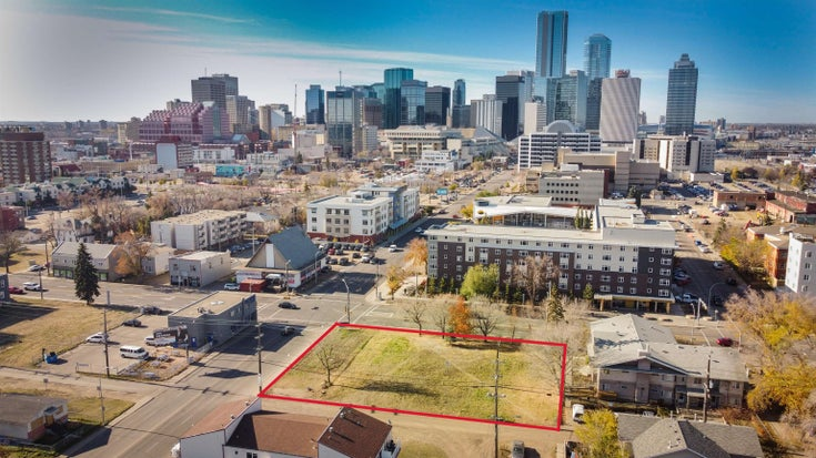 10341 95 ST NW - Boyle Street Vacant Lot for sale(E4266701)