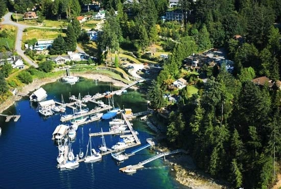 5167 WILKINSON ROAD - Pender Harbour Egmont House with Acreage for sale, 2 Bedrooms (R2236118)