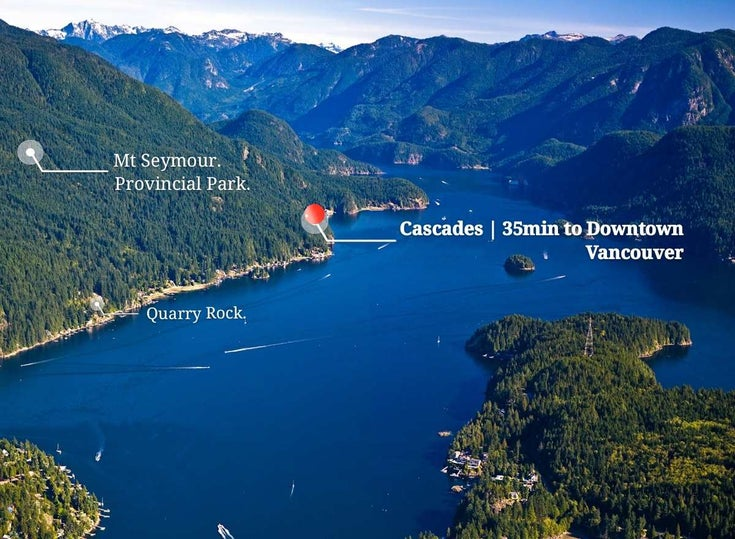 CASCADES - Indian Arm  for sale(R2274873)