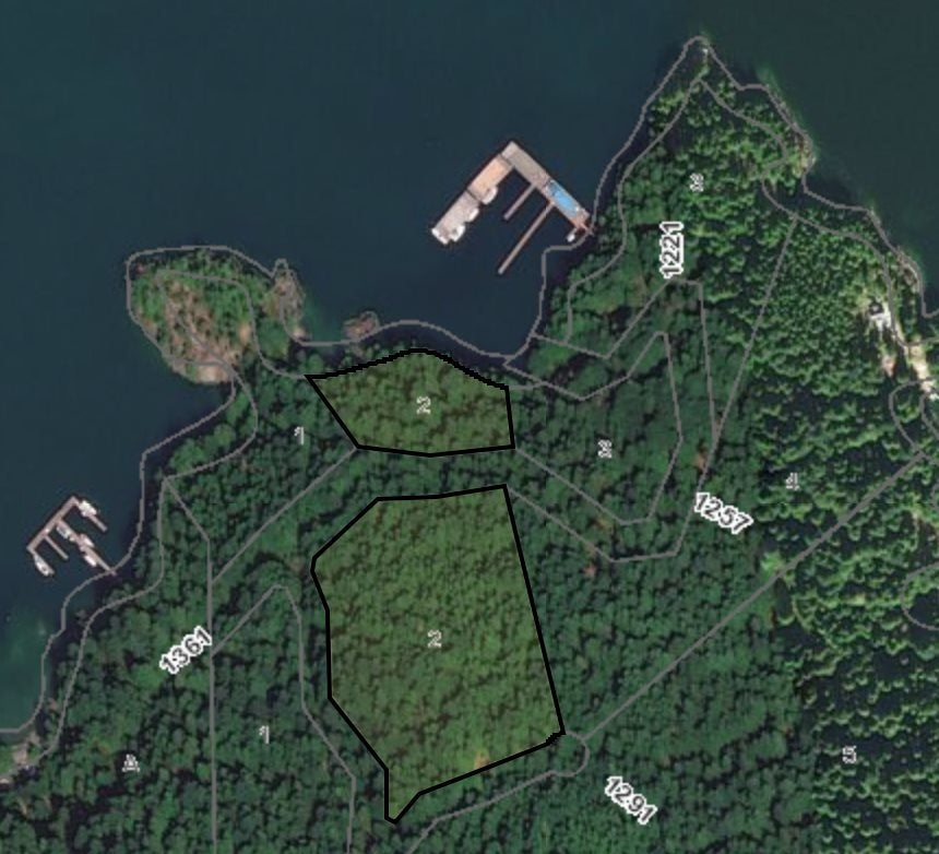 Lot 2 EKINS POINT - Gambier Island  for sale(R2282847)