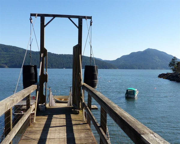 #16 GAMBIER ACRES - Gambier Island  for sale(R2302228)