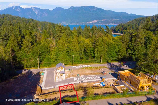 LT 11 FOXGLOVE LANE - Bowen Island  for sale(R2331570)
