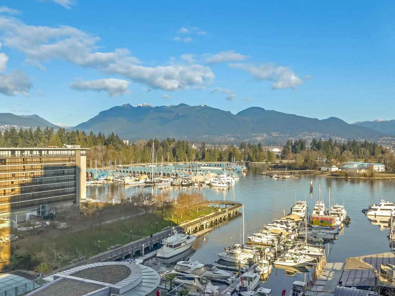 1101 535 NICOLA STREET - Coal Harbour Apartment/Condo for sale, 2 Bedrooms (R2331656) - #2