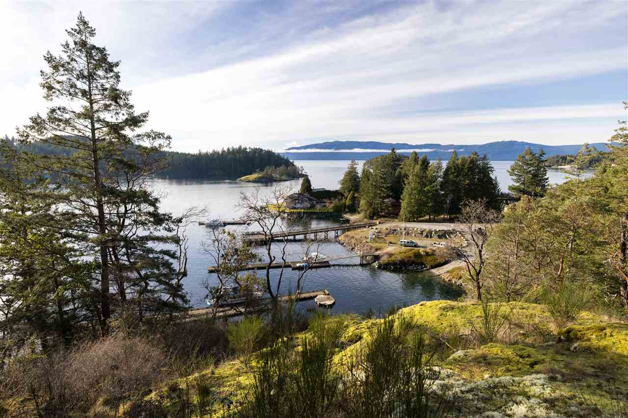 Lot 28 PENDER LANDING ROAD - Pender Harbour Egmont  for sale(R2336266)