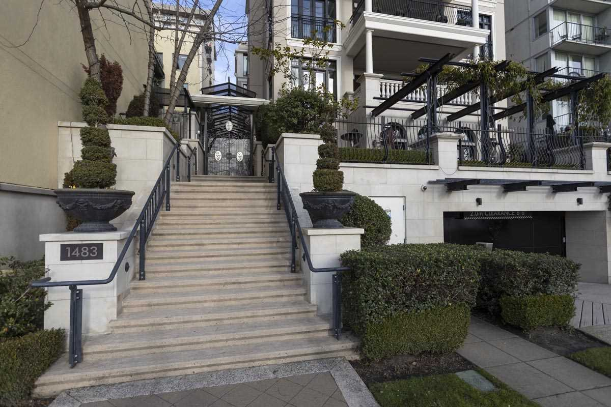 3 1483 BEACH AVENUE - West End VW Apartment/Condo for sale, 3 Bedrooms (R2339197) - #19