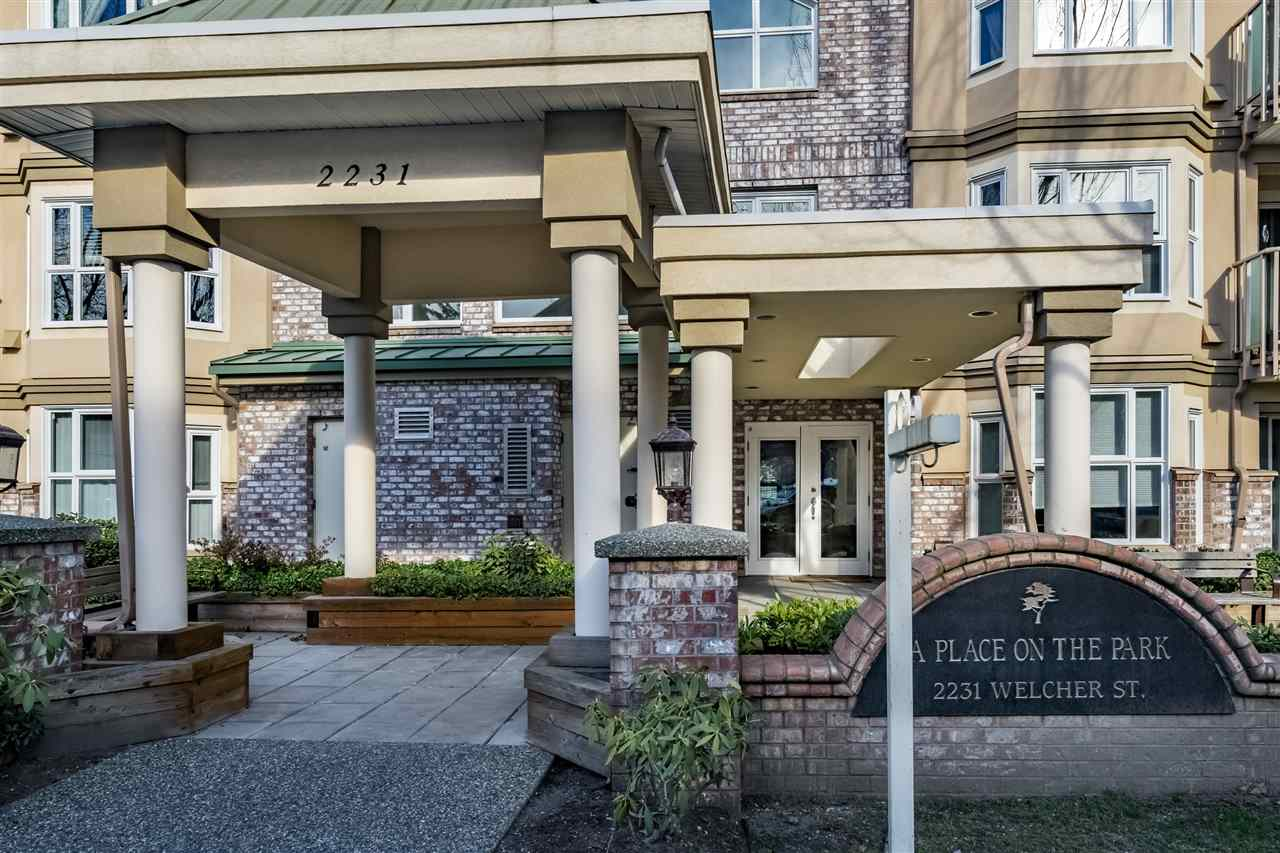 208 2231 WELCHER AVENUE - Central Pt Coquitlam Apartment/Condo for sale, 2 Bedrooms (R2340240) - #2