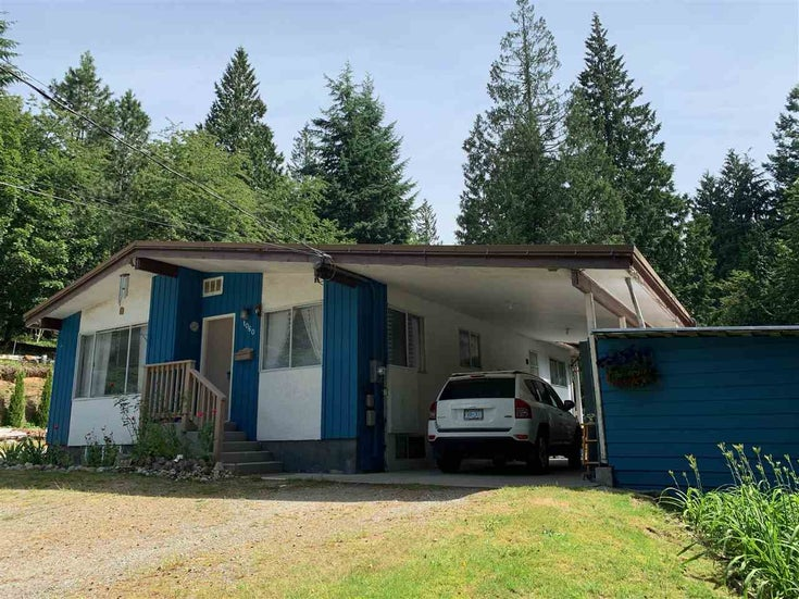 1060 KEITH ROAD - Gibsons & Area House with Acreage for sale, 5 Bedrooms (R2346532)