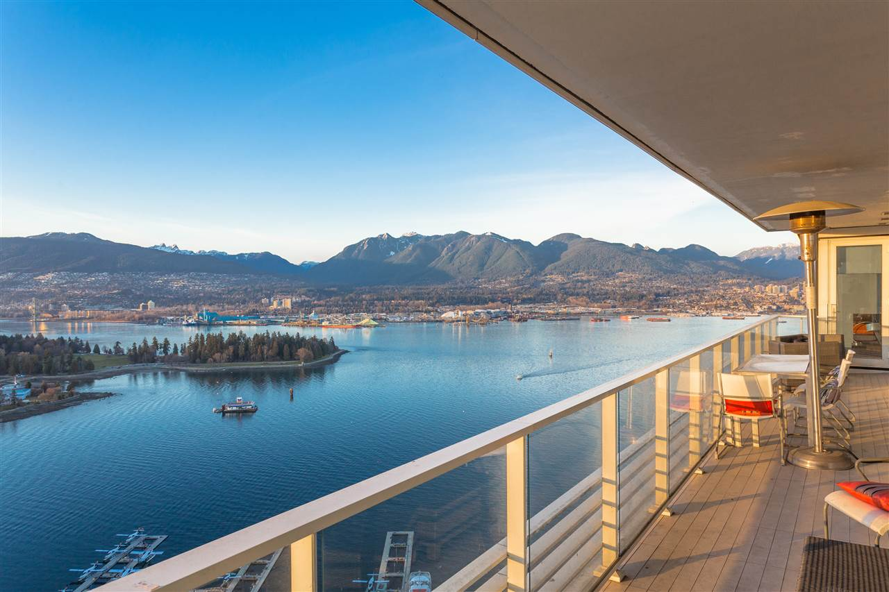 4406 1011 W CORDOVA STREET - Coal Harbour Apartment/Condo for sale, 2 Bedrooms (R2348999) - #3