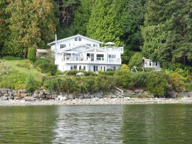 369 ISABELLA POINT ROAD - Salt Spring Island House/Single Family for sale, 5 Bedrooms (R2353508)