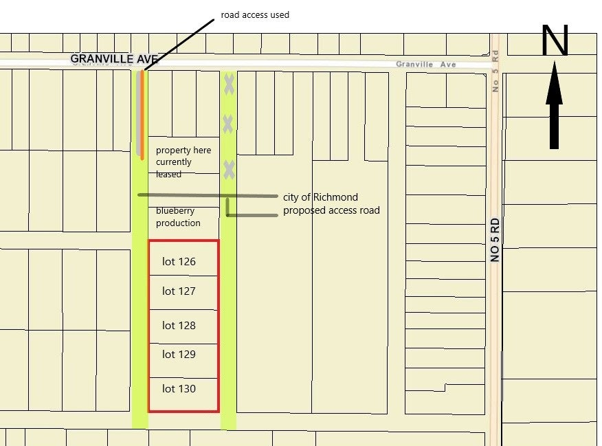 LOT 130 GRANVILLE AVENUE - McLennan  for sale(R2354468)