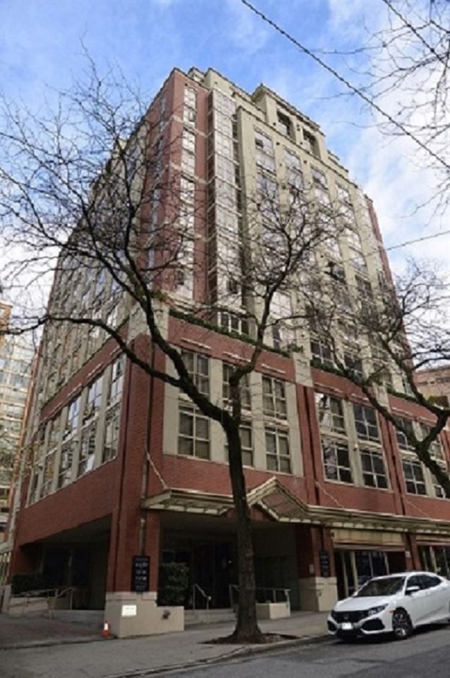 1402 819 HAMILTON STREET - Downtown VW Apartment/Condo for sale, 1 Bedroom (R2357031) - #1