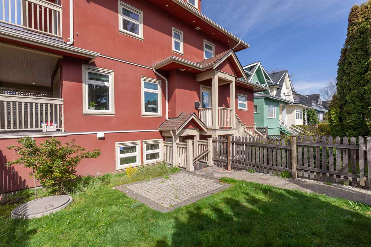 3181 W 3RD AVENUE - Kitsilano Townhouse for sale, 2 Bedrooms (R2357939) - #3