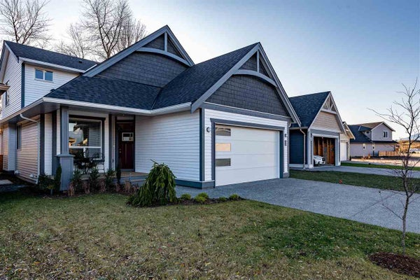22 6211 CHILLIWACK RIVER ROAD - Sardis East Vedder Rd House/Single Family for sale, 2 Bedrooms (R2358171)