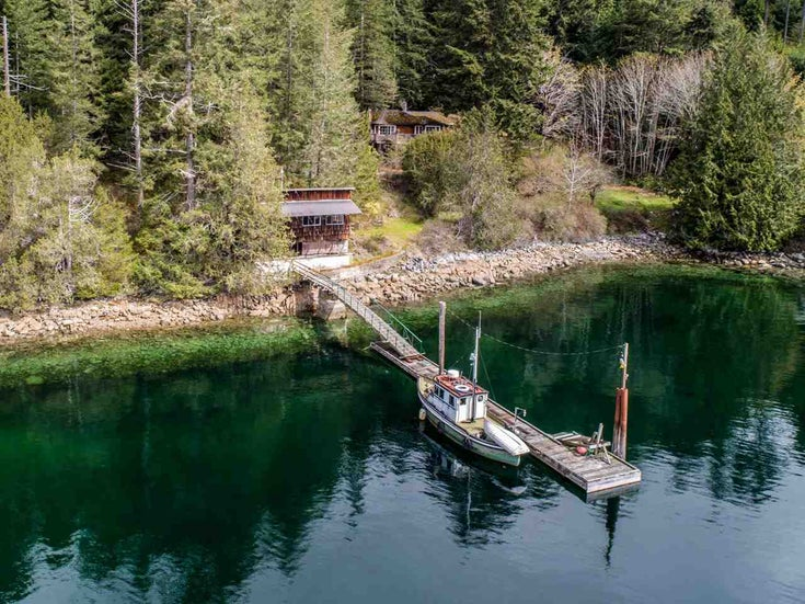 5192 CLAYDON ROAD - Pender Harbour Egmont House with Acreage for sale, 3 Bedrooms (R2359183)