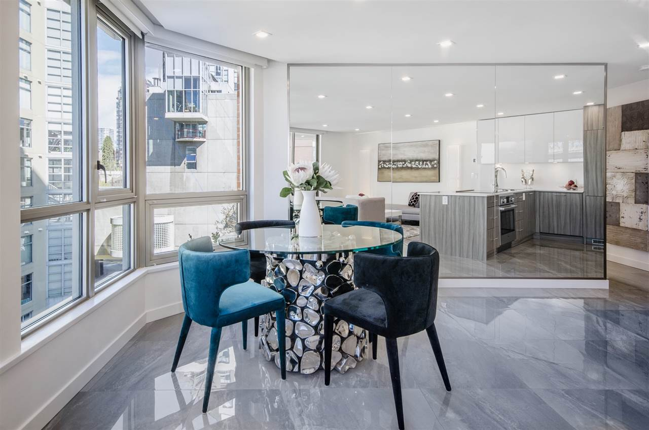 604 1625 HORNBY STREET - Yaletown Apartment/Condo for sale, 2 Bedrooms (R2361843) - #11