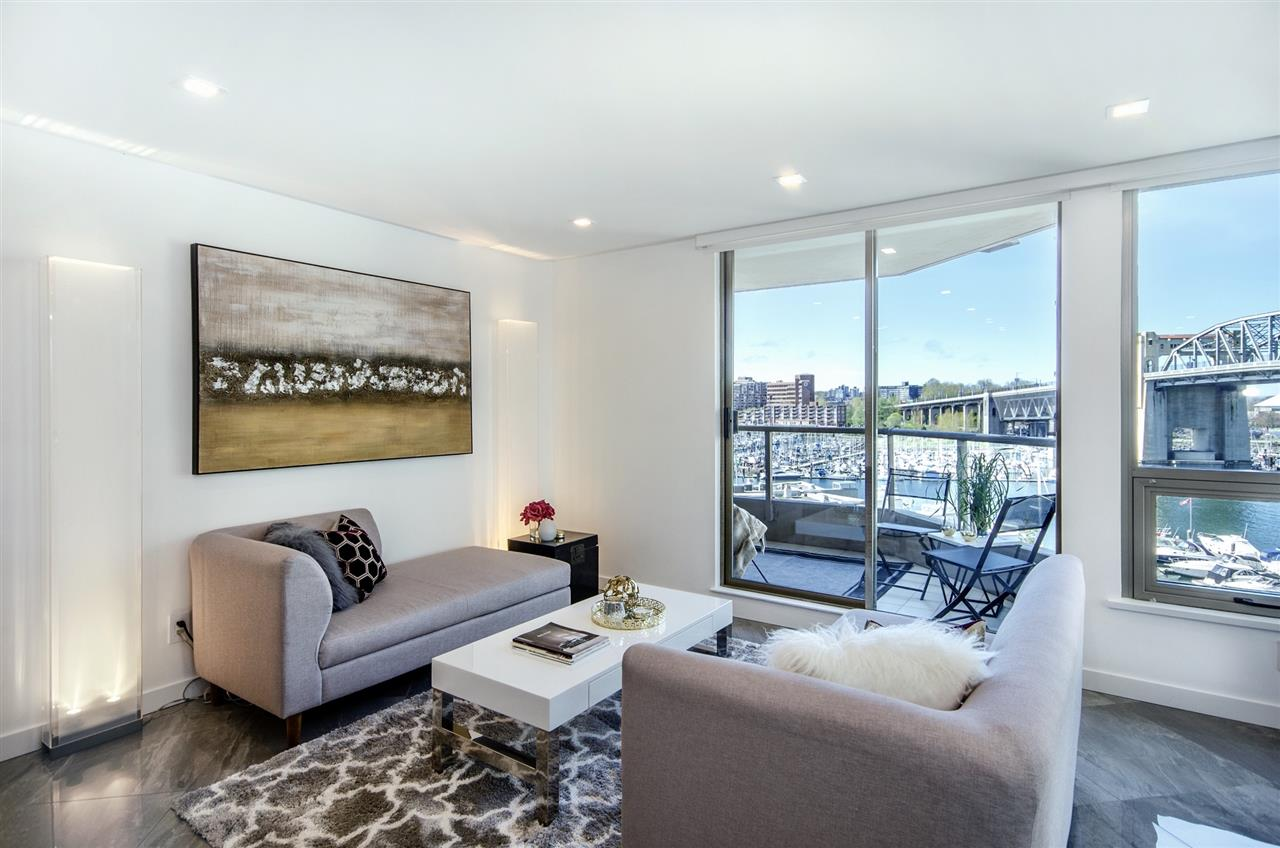 604 1625 HORNBY STREET - Yaletown Apartment/Condo for sale, 2 Bedrooms (R2361843) - #6