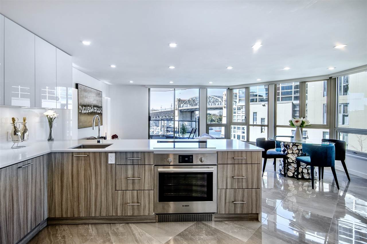 604 1625 HORNBY STREET - Yaletown Apartment/Condo for sale, 2 Bedrooms (R2361843) - #8