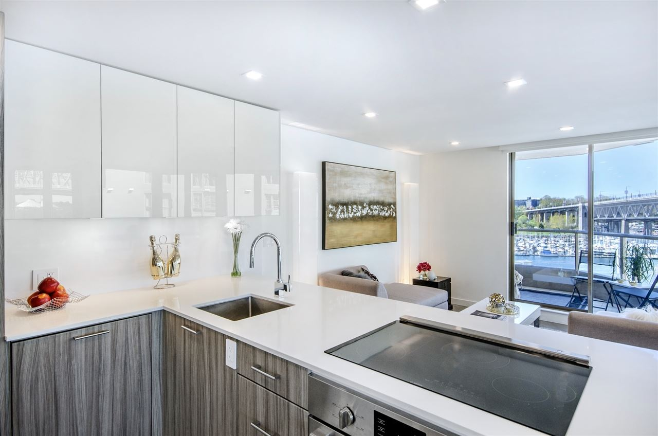 604 1625 HORNBY STREET - Yaletown Apartment/Condo for sale, 2 Bedrooms (R2361843) - #9