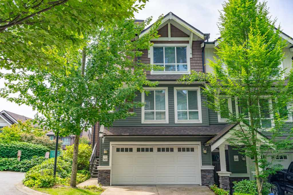 143 1460 SOUTHVIEW STREET - Burke Mountain Townhouse for sale, 4 Bedrooms (R2377572) - #1