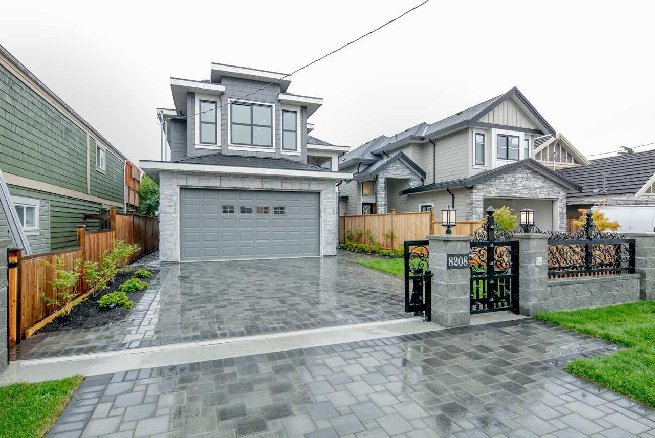 8208 ASH STREET - Garden City House/Single Family for sale, 5 Bedrooms (R2380333) - #1