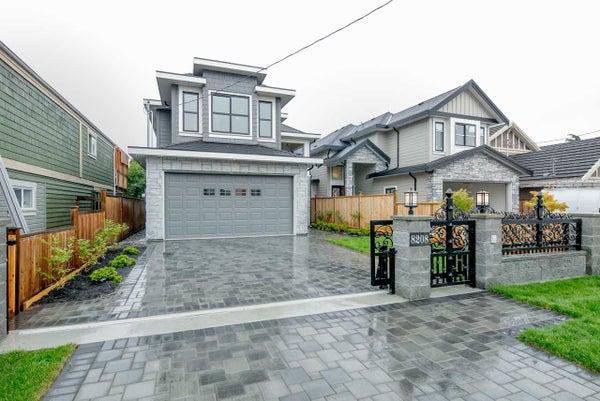8208 ASH STREET - Garden City House/Single Family for sale, 5 Bedrooms (R2380333)