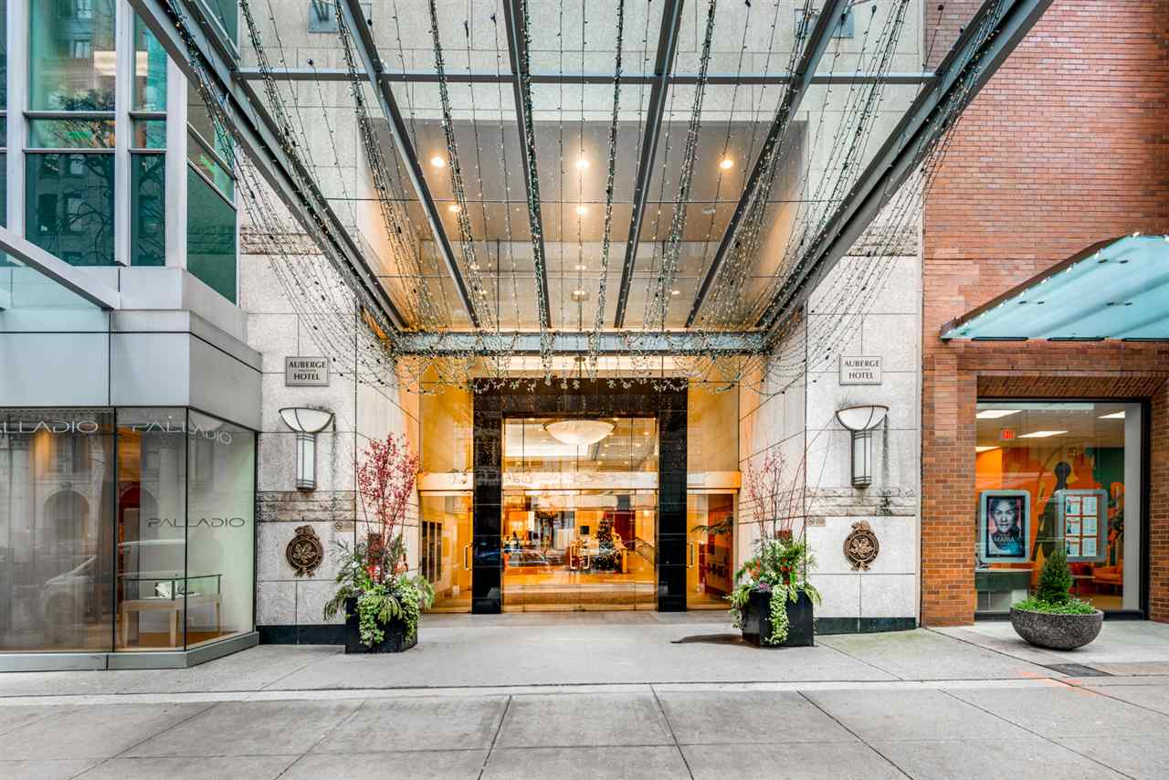 2104 837 W HASTINGS STREET - Downtown VW Apartment/Condo for sale, 1 Bedroom (R2380444)