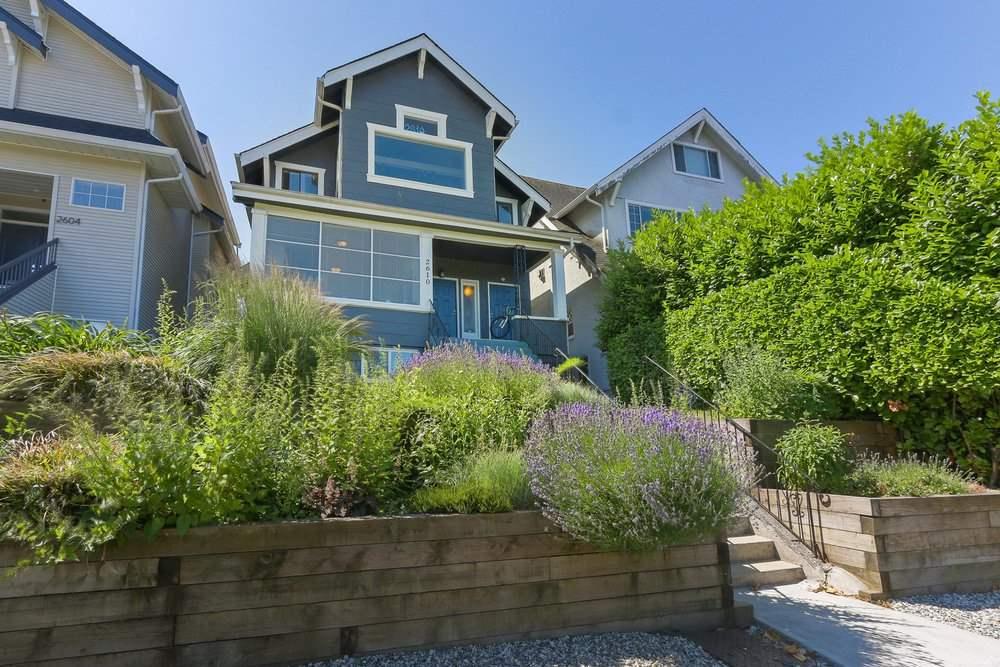 2610 W 10TH AVENUE - Kitsilano House/Single Family for sale, 7 Bedrooms (R2382563)