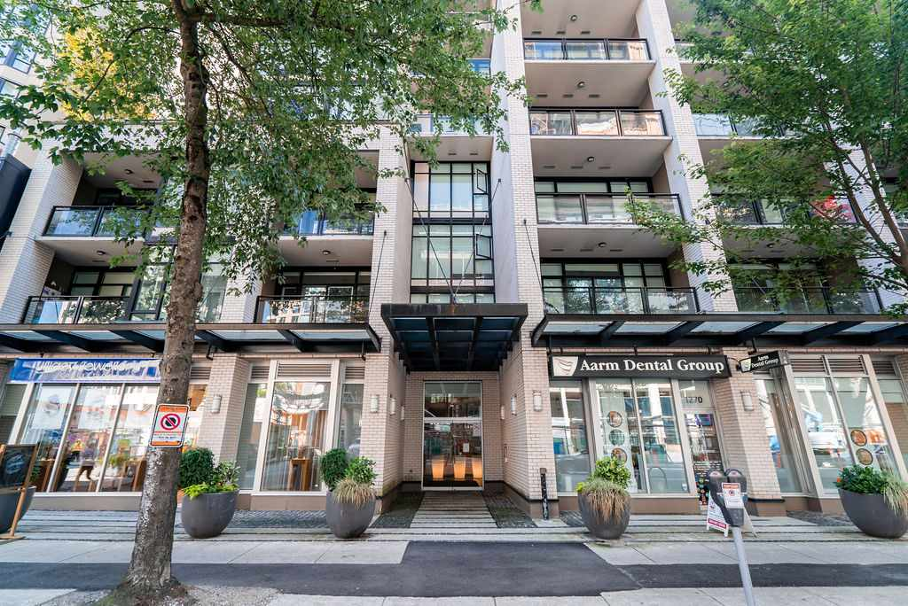 405 1252 HORNBY STREET - Downtown VW Apartment/Condo for sale, 1 Bedroom (R2395259) - #20