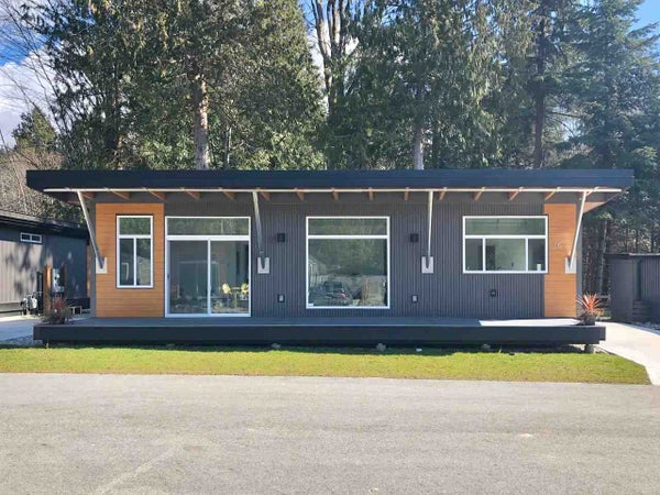 66 4496 SUNSHINE COAST HIGHWAY - Sechelt District Manufactured for sale, 2 Bedrooms (R2397554)