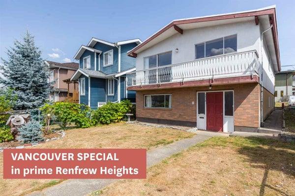 3850 LILLOOET STREET - Renfrew Heights House/Single Family for sale, 4 Bedrooms (R2398971)