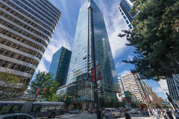 3905 1111 ALBERNI STREET - West End VW Apartment/Condo for sale, 2 Bedrooms (R2402848)