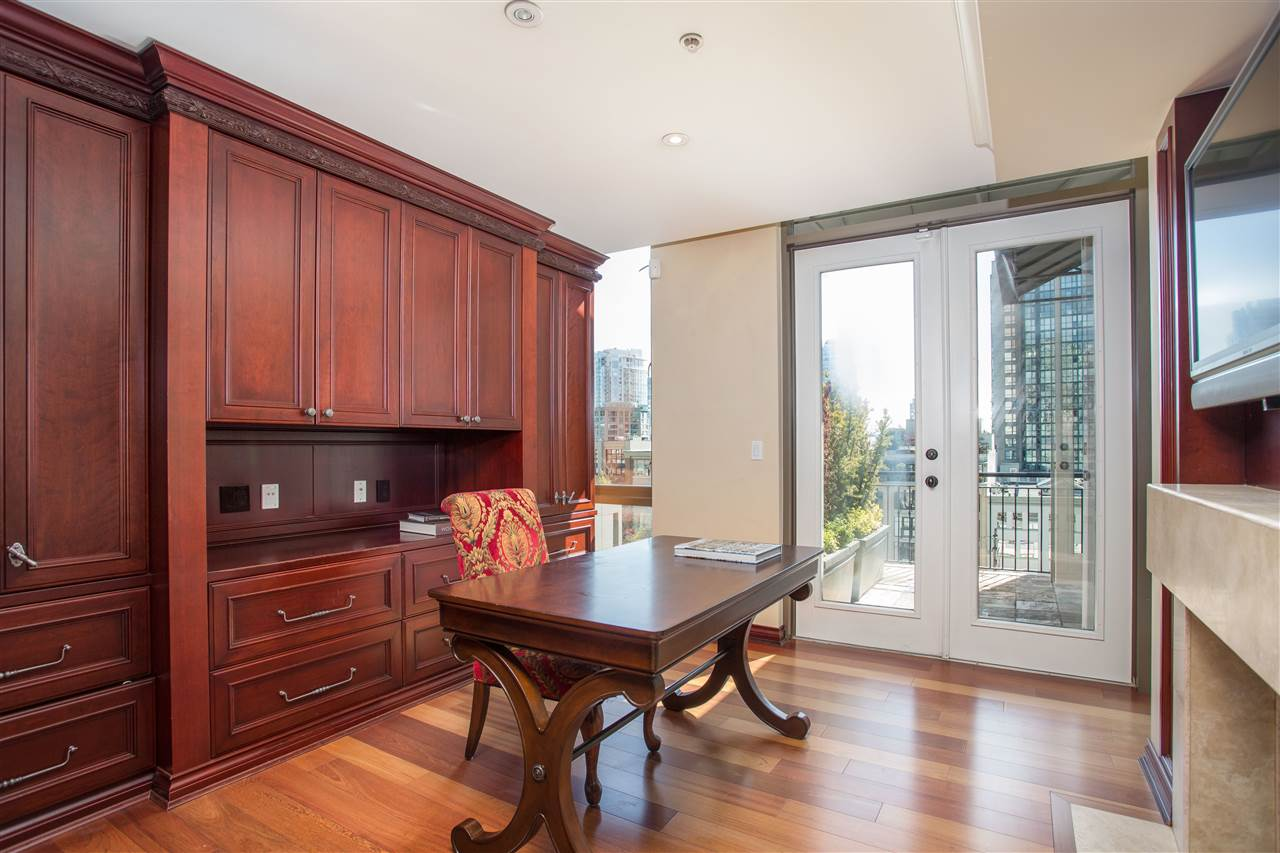 PH601 499 DRAKE STREET - Yaletown Apartment/Condo for sale, 3 Bedrooms (R2403655) - #18