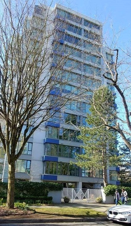 702 5425 YEW STREET - Kerrisdale Apartment/Condo for sale, 2 Bedrooms (R2404758)