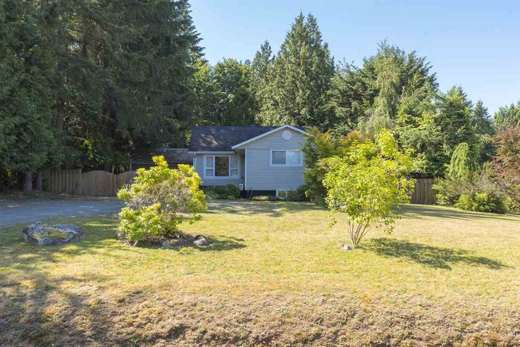 23726 OLD YALE ROAD - Campbell Valley House/Single Family for sale, 2 Bedrooms (R2407048)