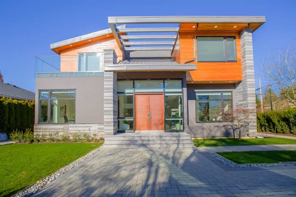 1409 W 38TH AVENUE - Shaughnessy House/Single Family for sale, 6 Bedrooms (R2407716)