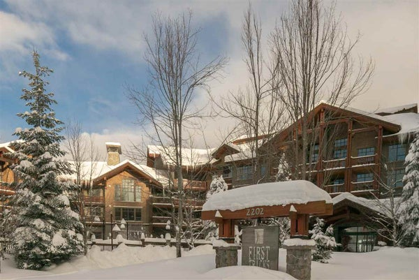 305 2202 GONDOLA WAY - Whistler Creek Apartment/Condo for sale, 1 Bedroom (R2408225)