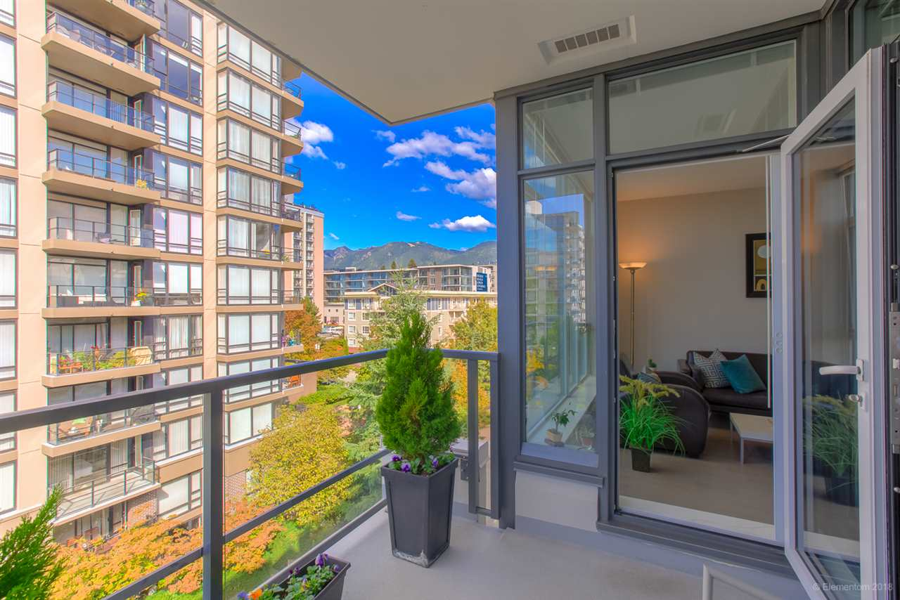 505 135 W 2ND STREET - Lower Lonsdale Apartment/Condo for sale, 1 Bedroom (R2410520) - #10